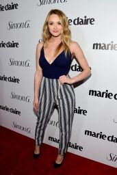 Hunter Haley King – 'Fresh Faces' Party Hosted by Marie Claire in Los Angeles, CA 4/11/2016