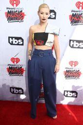 Iggy Azalea – iHeartRadio Music Awards 2016 in Inglewood