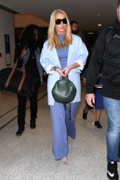 Iggy Azalea Travel Outfit - Arrives at LAX in Los Angeles, CA 4/21/2016