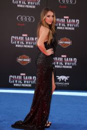 Jadyn Douglas – 'Captain America: Civil War' World Premiere at Dolby Theatre in Hollywood
