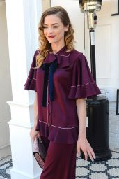 Jaime King – Glamour's Game Changer Lunch in West Hollywood, CA 4/20/2016