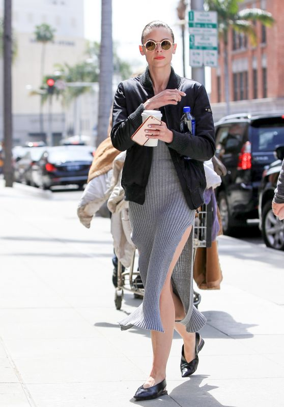 Jaime King Style - Out in LA, 4/6/2016