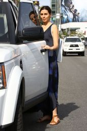 Jamie Lynn Sigler - Running Errands in West Hollywood 4/19/2016