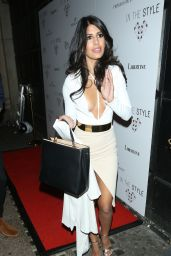 Jasmin Walia - In The Style Clothing Launch at Libertine in London 3/31/2016