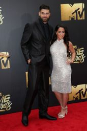 Jenelle Evans - 2016 MTV Movie Awards at Warner Bros. Studios in Burbank