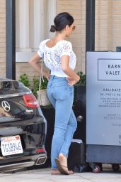 Jenna Dewan Tatum Casual Style - Shopping at Barney