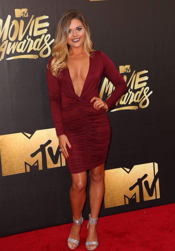 Jenna Thomason – 2016 MTV Movie Awards at Warner Bros. Studios in Burbank