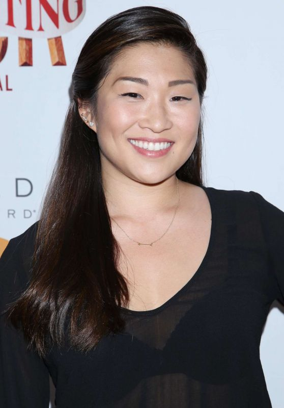 Jenna Ushkowitz - Opening Night of Tuck Everlasting in New York City 4/26/2016