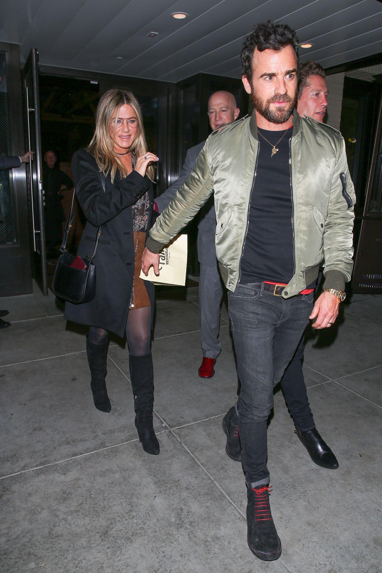 Hvem er Jennifer Aniston dating 2016