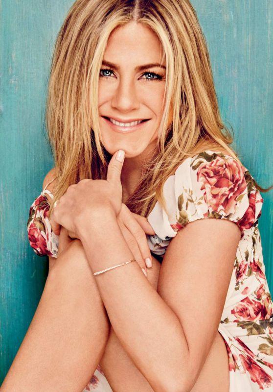 Jennifer Aniston - People Magazine May 2016 Issue