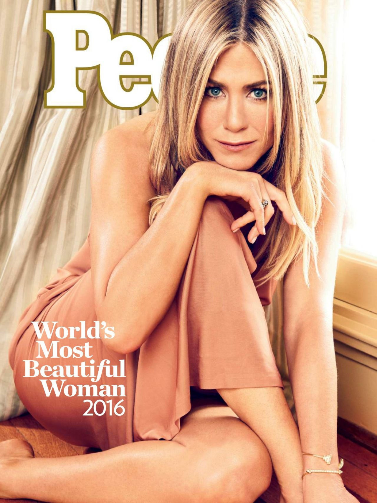 Jennifer Aniston People Magazine May 2016 Issue