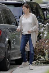 Jennifer Garner - Out in Brentwood 4/22/2016