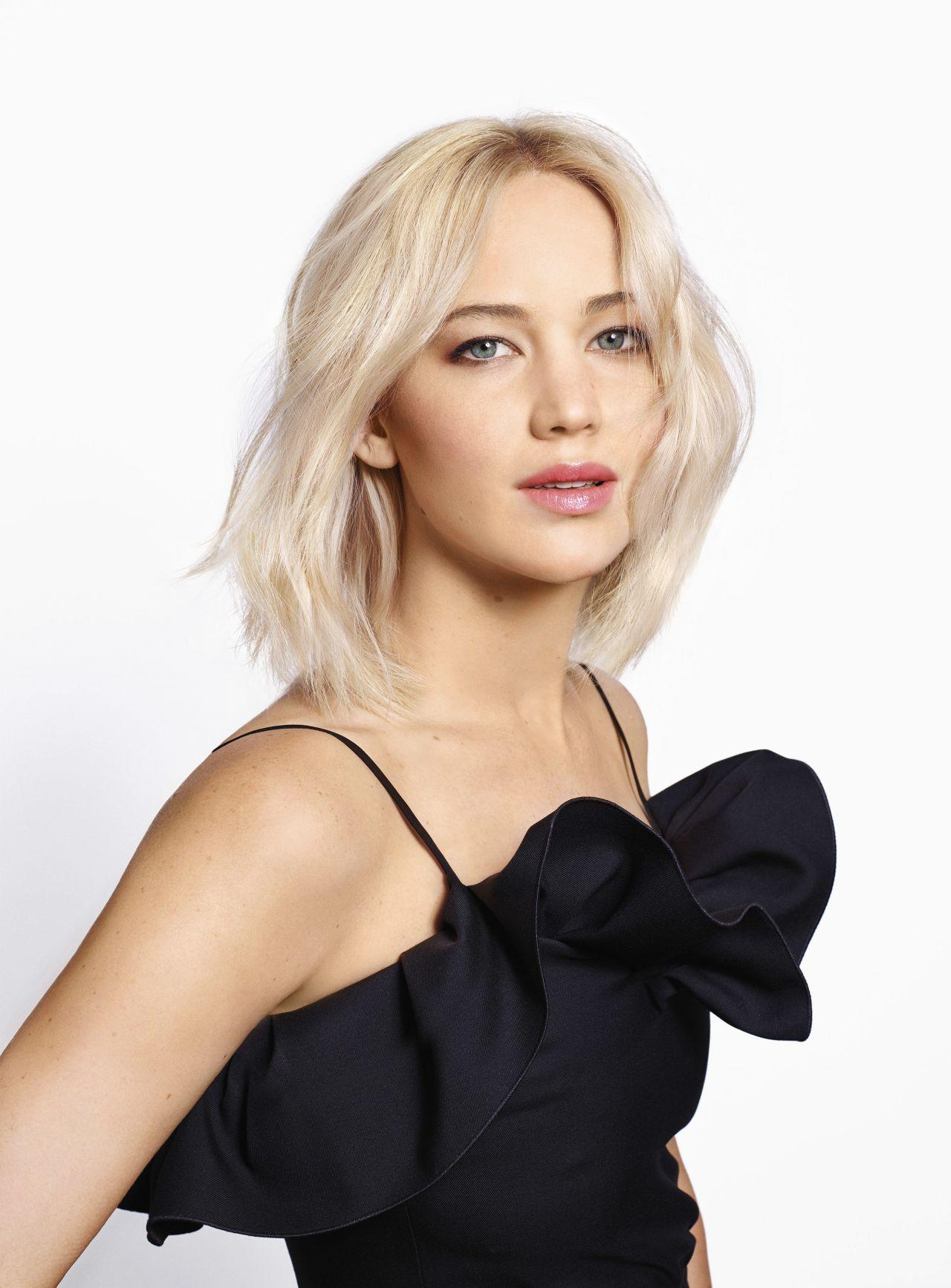 Jennifer Lawrence - Photo Shoot for Harper's Bazaar ...