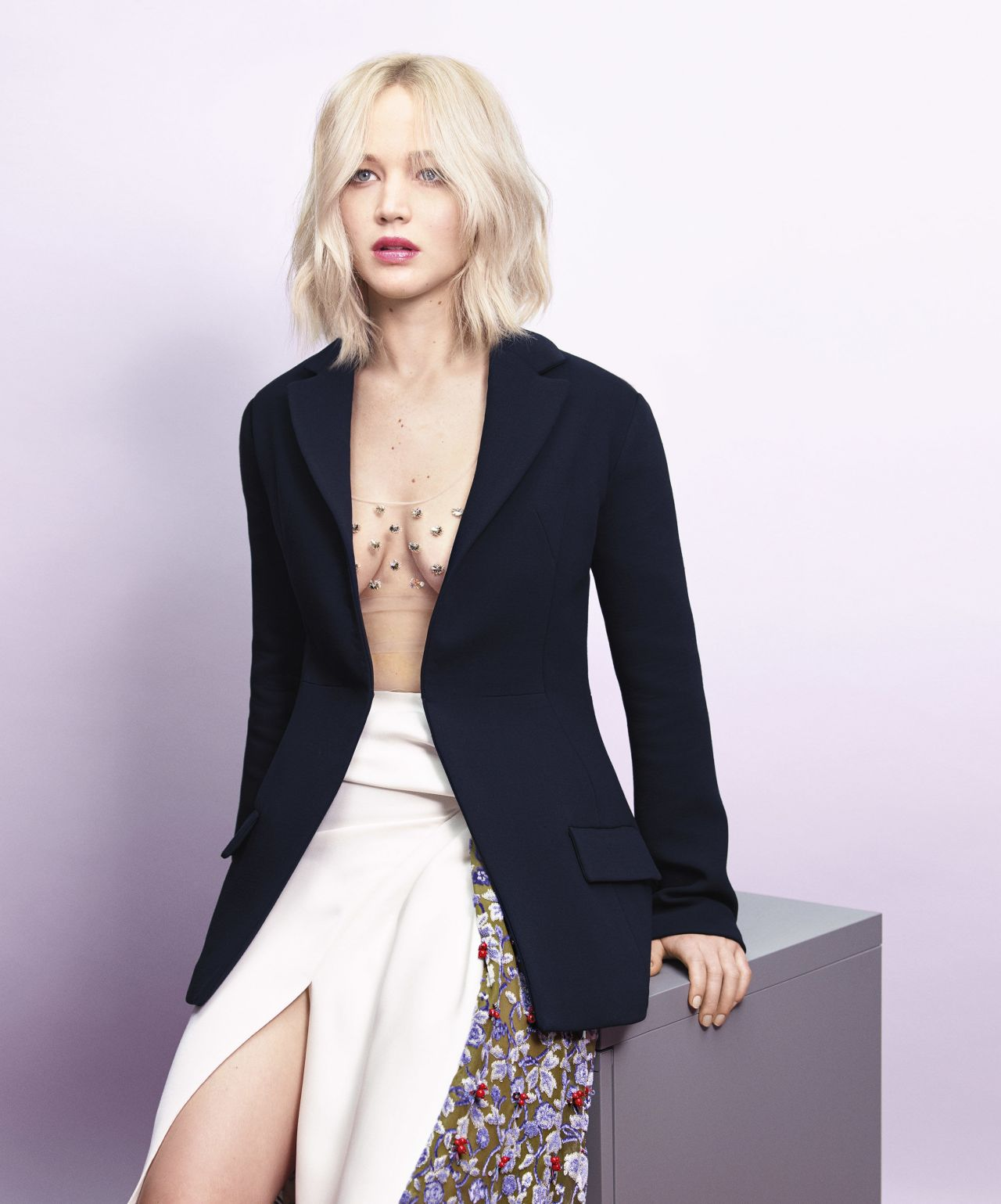 Jennifer Lawrence - Photo Shoot For Harpers Bazaar -8371