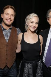 Jennifer Lawrence - Sony Presentation at CinemaCon in Vegas 4/12/16