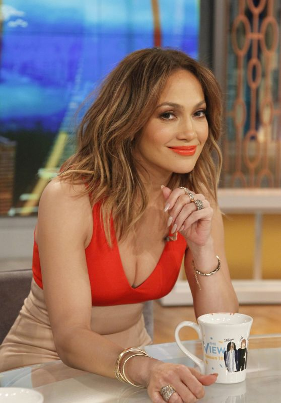Jennifer Lopez Appeared on