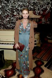 Jennifer Morrison - alice + olivia by Stacey Bendet and Neiman Marcus See-Now-Buy-Now Runway Show in Los Angeles