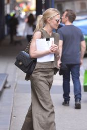 Jennifer Morrison - Out in Soho, NYC 4/19/2016