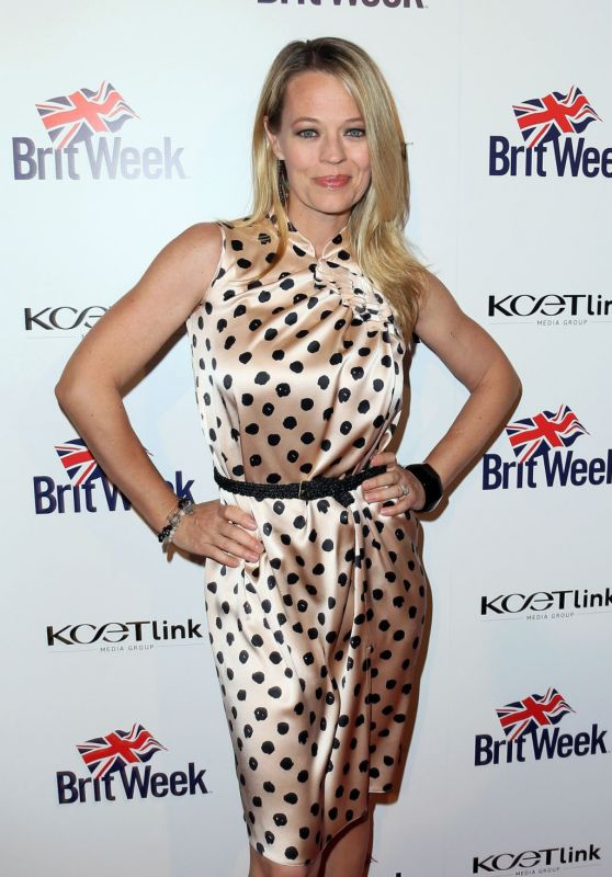 Jeri Ryan - BritWeek