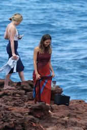 Jessica Alba in a Swimsuit - Photoshoot in Hawaii 4/24/2016
