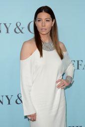 Jessica Biel - Tiffany & Co. Blue Book Gala in New York City 4/15/2016