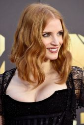 Jessica Chastain – 2016 MTV Movie Awards in Burbank, CA