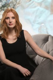 Jessica Chastain - Photoshoot for USA Today Magazine 2016