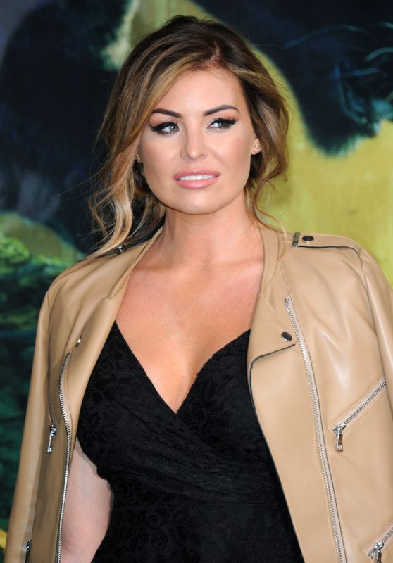 Jessica Wright – 'The Jungle Book' European Premiere at BFI IMAX in London