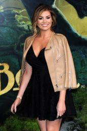 Jessica Wright – 'The Jungle Book' European Premiere at BFI IMAX in London