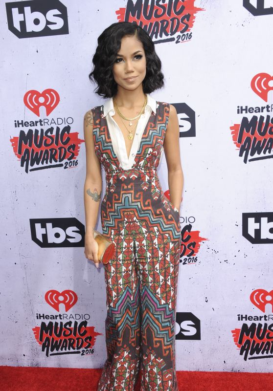 Jhene Aiko – iHeartRadio Music Awards 2016 in Inglewood