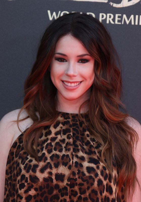 Jillian Rose Reed – Disney's 'The Jungle Book' Premiere in Hollywood