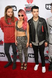 JinJoo Lee – iHeartRadio Music Awards 2016 Red Carpet in Inglewood