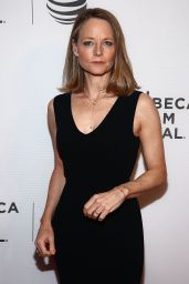 Jodie Foster - Tribeca Daring Women Summit in New York City 4/20/2016