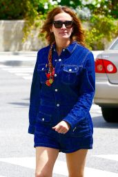 Julia Roberts - Out in Santa Monica 4/10/2016