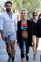 Julianne Hough - Celebrates the West Coast Debut of Her New Clothing Collection in Los Angeles 4/4/2016