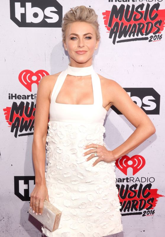Julianne Hough – iHeartRadio Music Awards 2016 in Inglewood