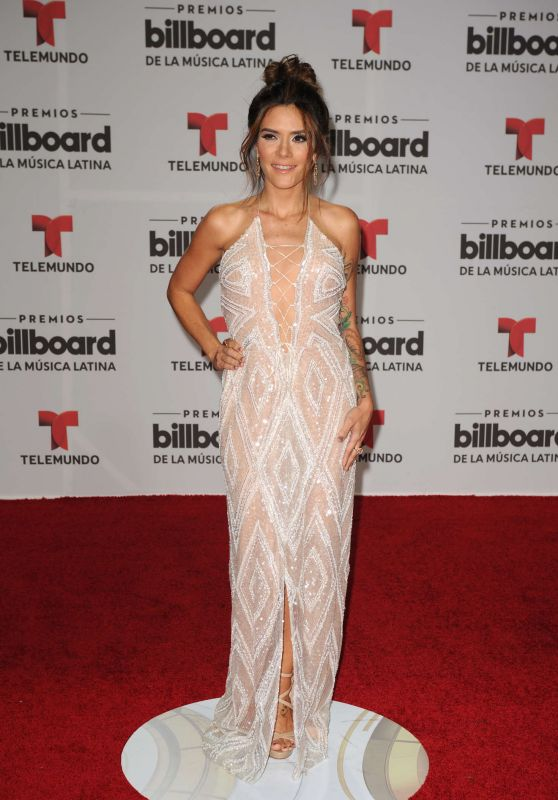 Kany Garcia – 2016 Billboard Latin Music Awards in Miami
