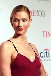 Karlie Kloss - Time 100 Gala in New York City 4/26/2016