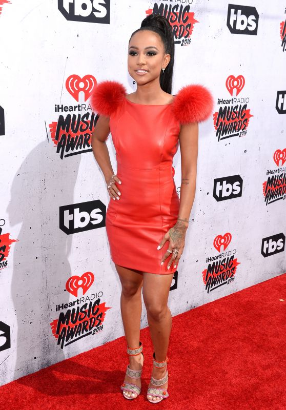 Karrueche Tran – iHeartRadio Music Awards 2016 in Inglewood
