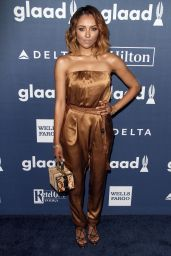 Kat Graham – 2016 GLAAD Media Awards in Beverly Hills 4/02/2016