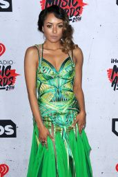 Kat Graham – iHeartRadio Music Awards 2016 Red Carpet in Inglewood