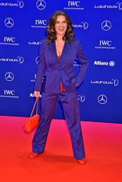 Katarina Witt - Laureus World Sports Awards at Messe Berlin 4/18/2016
