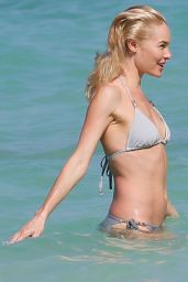 Kate Bosworth in a bikini at a Beach in Hawaii 4/2/2016