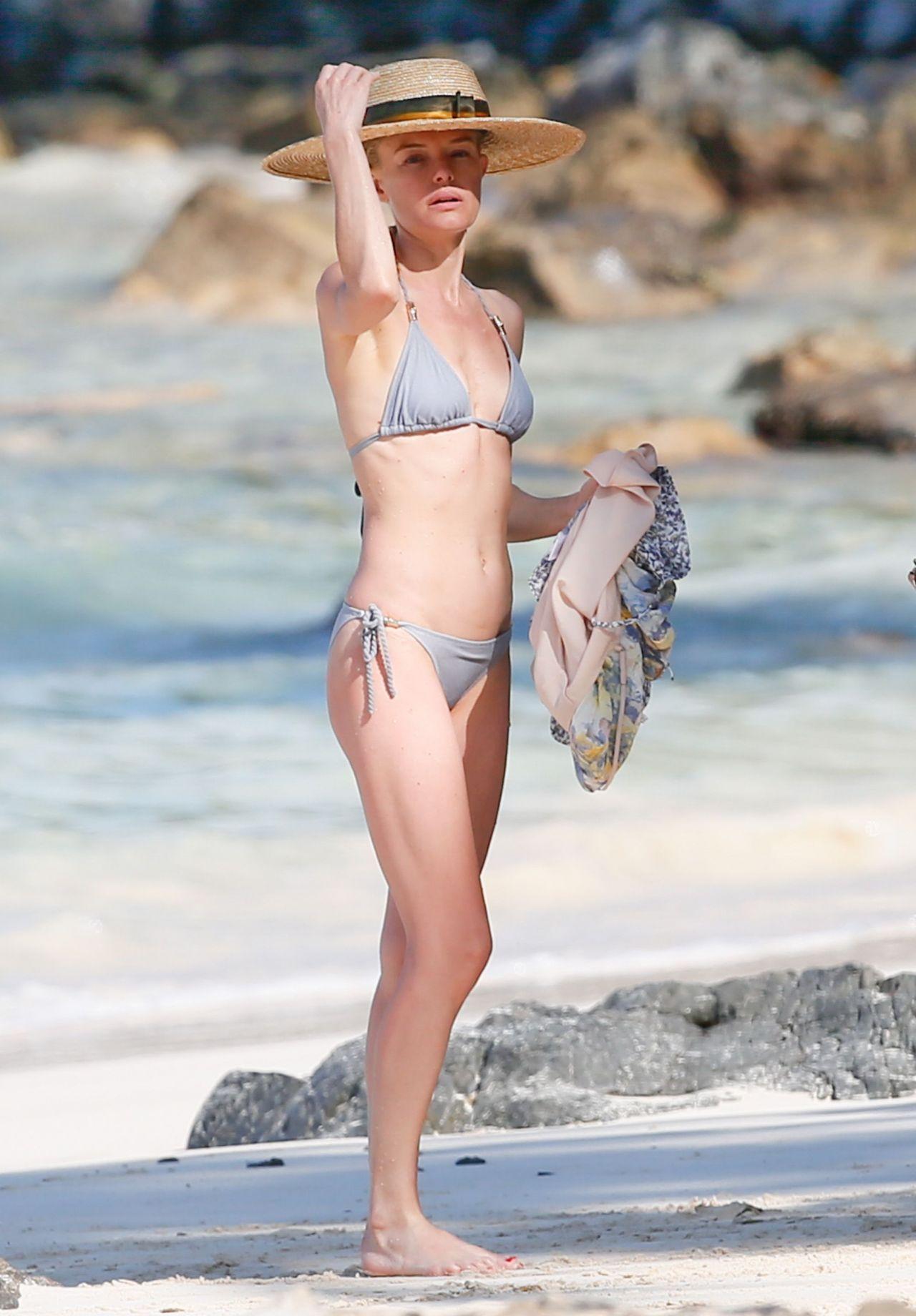 kate bosworth in a bikini at a beach in hawaii 4  2  2016