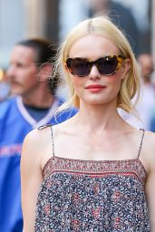 Kate Bosworth Street Fashion - Shopping in New York City 4/20/2016