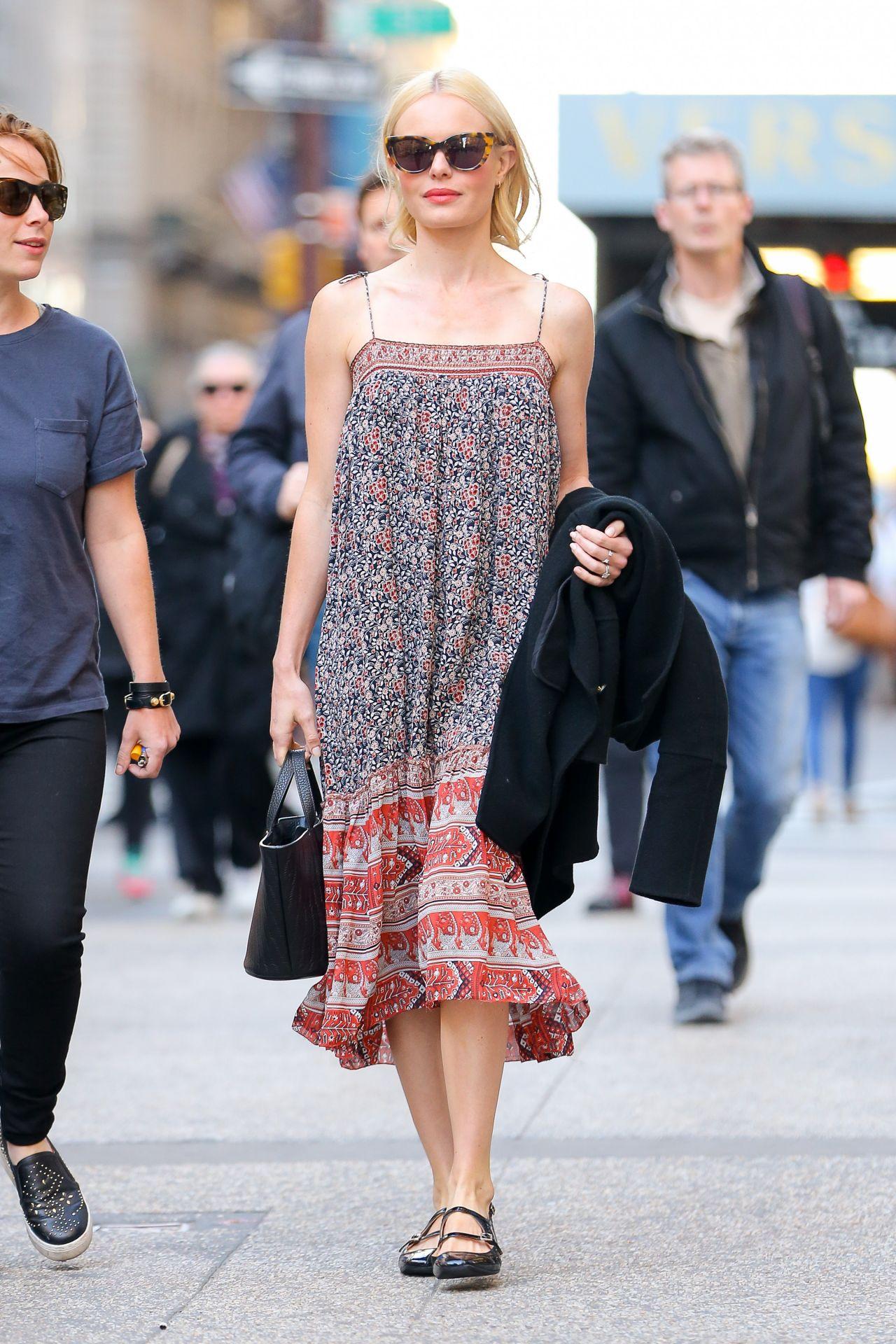 Kate Bosworth Street Fashion