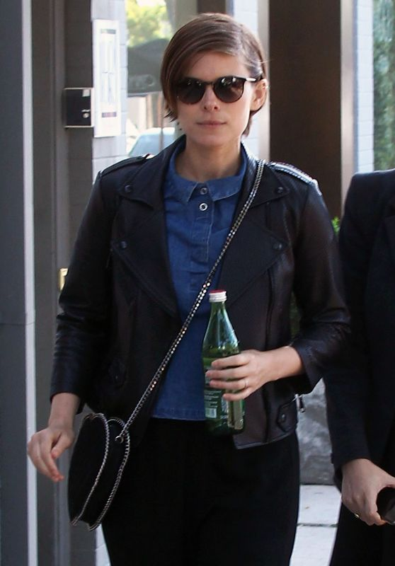 Kate Mara - Out in Los Angeles 3/31/2016