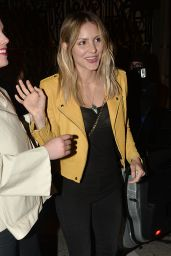 Katharine Mcphee Night Out Style - Los Angeles 4/9/2016