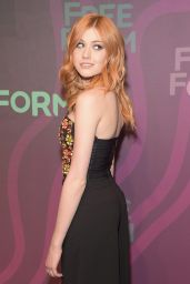 Katherine McNamara - 2016 ABC Freeform Upfront in New York City, NY
