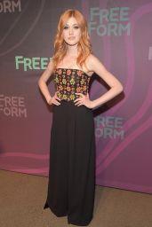 Katherine McNamara - 2016 ABC Freeform Upfront in New York City, NY